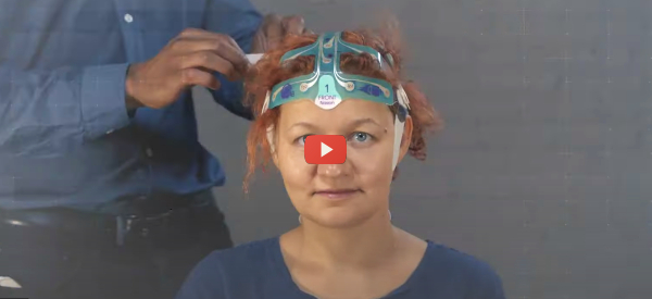 Disposable EEG Headset Reduces Virus Risk [video]