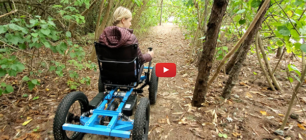 Not a Wheelchair [video]
