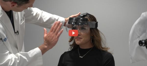 CMR Headset Assists Low Vision Patients [video]