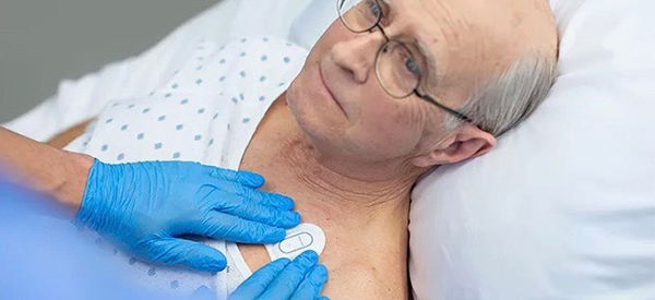 Wearable Biosensor for Safe Hospital Monitoring