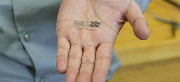 Bones Heal Faster with New Disappearing Implant