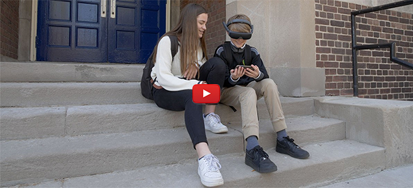High-Tech Glasses Help the Visually Impaired [video]
