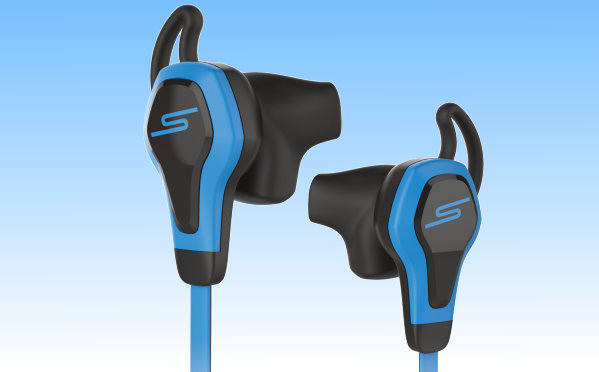 Intel SMS Audio earbuds