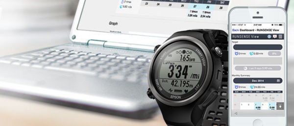 CES 2015: Epson Adds Fitness Watches