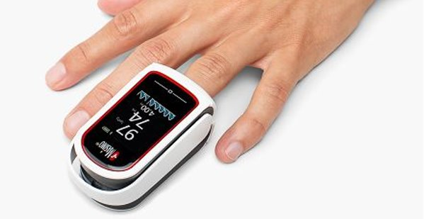 CES 2015: Clinical Quality Pulse Oximeter for the Home