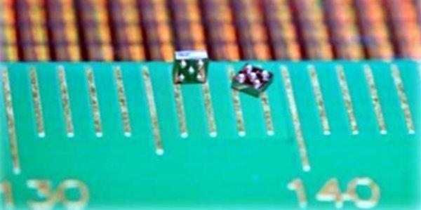Semiconductor Manufacturing Accelerometer