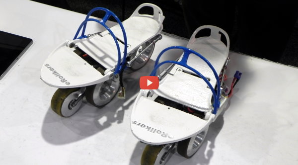 """CES 2015: Skate Through Life with """"Undershoes"""" [video]"""