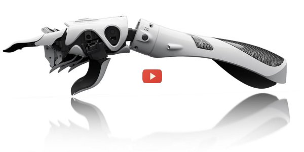 Bionic Hand Released as Open Source [video]