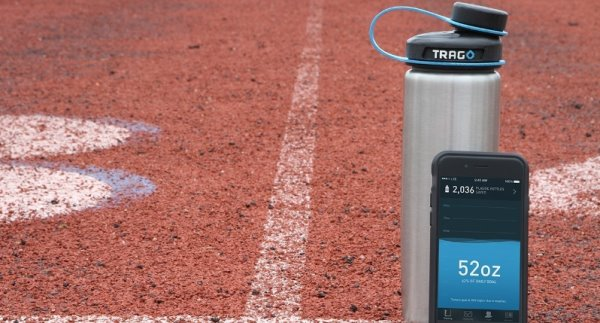 Smart Water Bottle Tracks Your Hydration