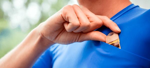 T-Shirt Measures ECG