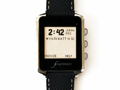 SmartWatch Monitors Epilepsy Patients