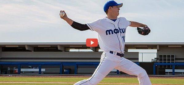 Smart Sleeve for Baseball Pitchers [video]