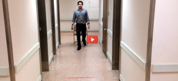 Gait Analysis Detects Glaucoma Early [video]