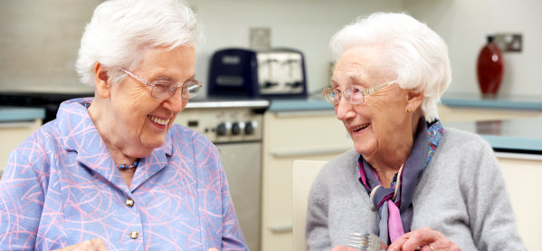 Sensors Increase Independent Living Time for Seniors