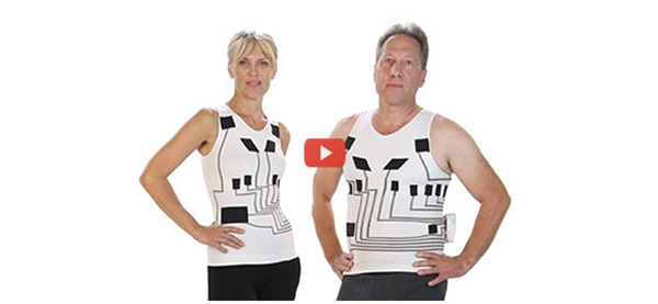 Constant ECG Monitoring in a T-Shirt [video]