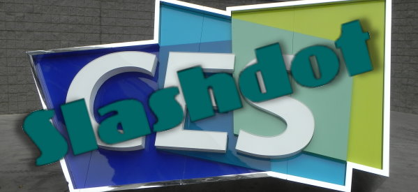 Alfred Poor on Slashdot about CES 2016 [video]