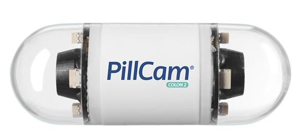 Swallow a Camera For Your Next Colonoscopy