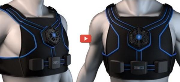 Thin Ice vest