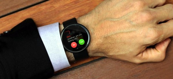 Smartwatch Warns of Heart Attack