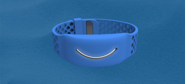 Wrist Band Aims to Reduce Anxiety for Autistic Patients