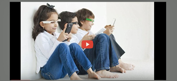 "Help Kids Prevent ""Tech Neck"" or ""Gameboy Disease"" [video]"