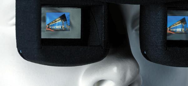 Displays as Sensors