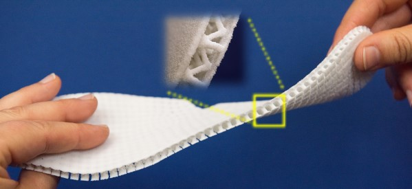 3D Printed Insoles for Diabetes Patients