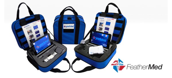 Telemed Kits for Mobile Healthcare Workers