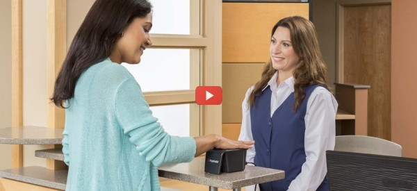 Biometrics for Better Patient IDs [video]
