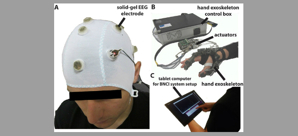Robotic Hand Works With Quadraplegics