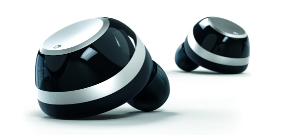 Wireless Earbuds Aid Hearing