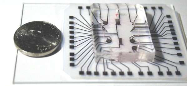 Stanford lab-on-chip