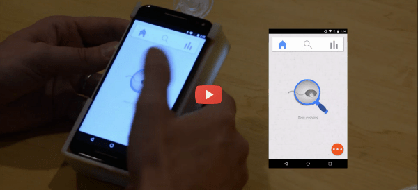 Home-based Smartphone Test for Male Fertility [video]