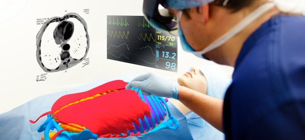 AR Lets Surgeons See Inside Patients