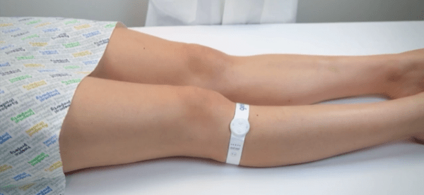 Wearable Boosts Lower Leg Blood Circulation