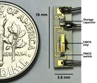 Pacemaker Powered by Microwaves