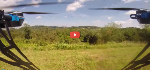 FAA-Approved Drone Delivery Service Operational [video]