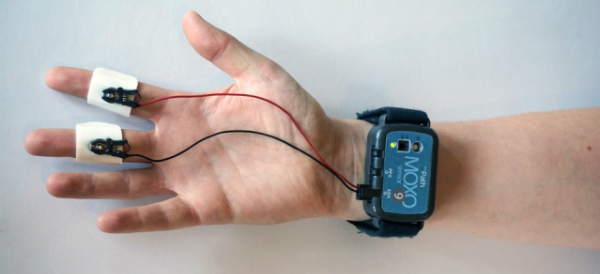 Wearable Measures Skin Conductance to Assess Emotions