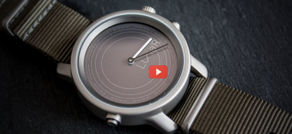 Smartwatch Powered by the Sun [video]