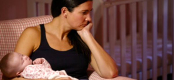 mHealth App Detects Postpartum Depression