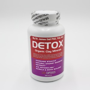Detox Clay Minerals by Dr. James Dail