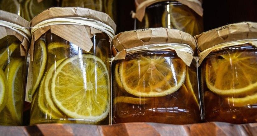น้ำผึ้งมะนาว (Lemon Honey)