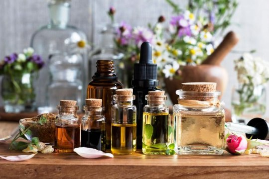 Using Essential Oils for the Flu