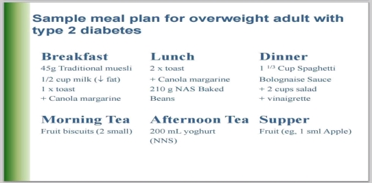 5 Tips To Control Sugar Levels For Diabetics 1