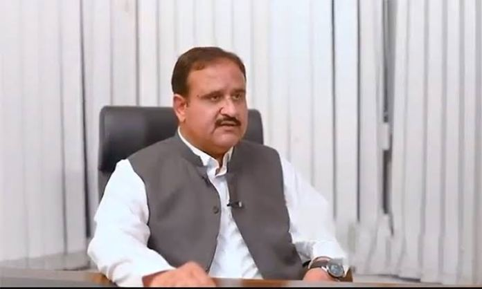 Buzdar announces Mother & Child Hospital and General Hospital at Sialkot 1