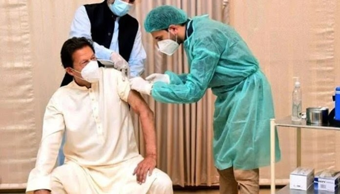 PM Imran Khan tests positive to Covid-19 1