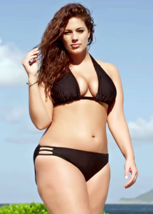 Ashley Graham Height And Weight Celebrity Weight Page 3
