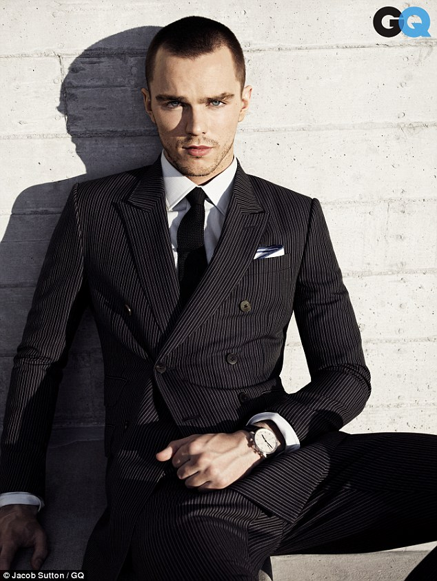 Nicholas Hoult Height And Weight Celebrity Weight Page 3