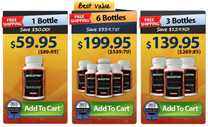 Bioleptin Discount
