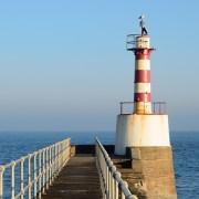 Amble Pier Northumberland